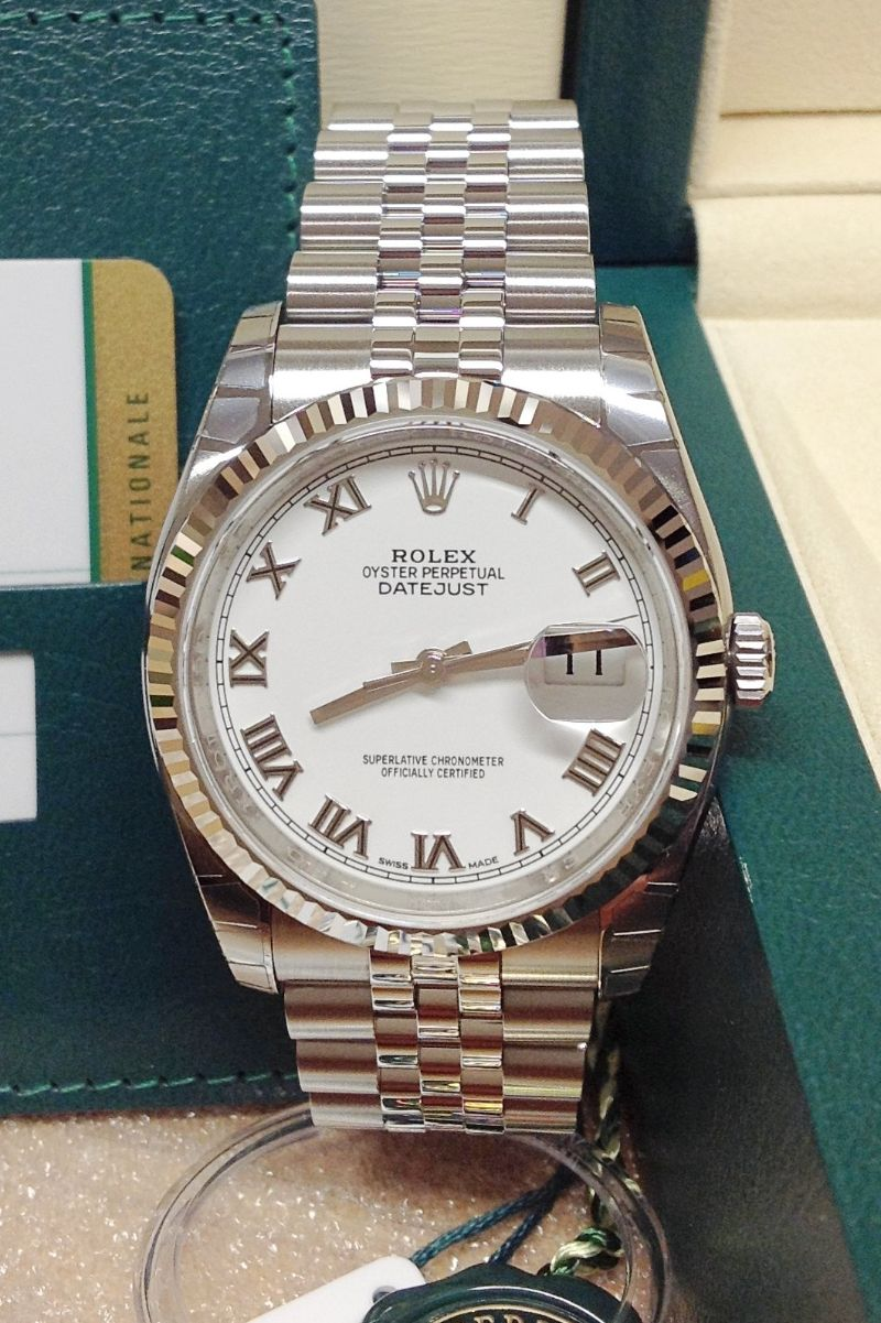 datejust-116234-36mm-white-roman-clone-movement
