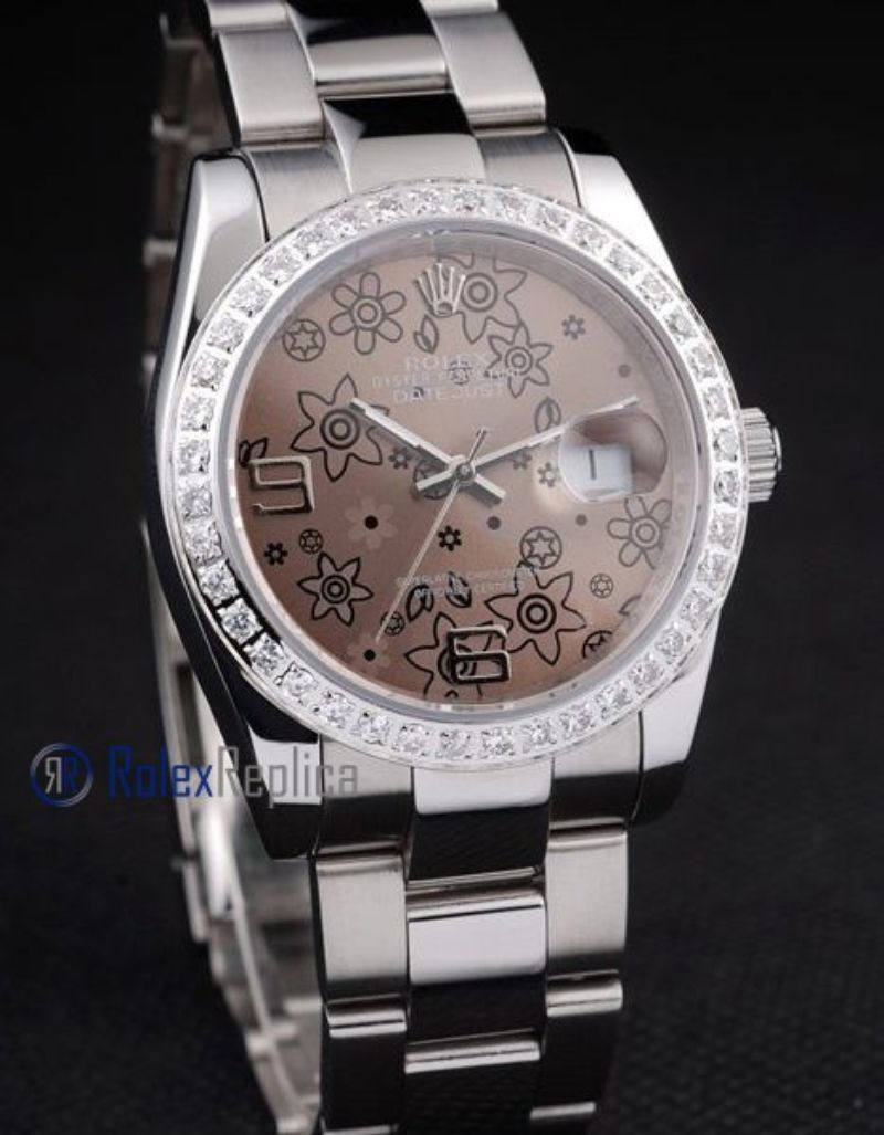 datejust-acciaio-flower-brown